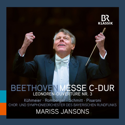 New CD: Beethoven – Mass in C Major