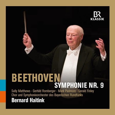 New CD: Bernard Haitink conducts Beethoven