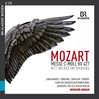 New CD: Mozart – Mass in C Minor