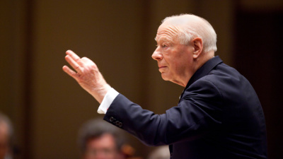 Bernard Haitink conducts Beethoven