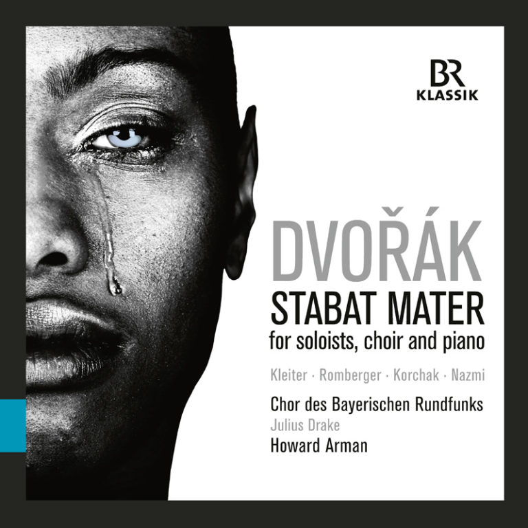 New CD: Dvořák – Stabat mater