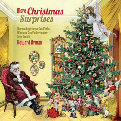 New CD: More Christmas Surprises
