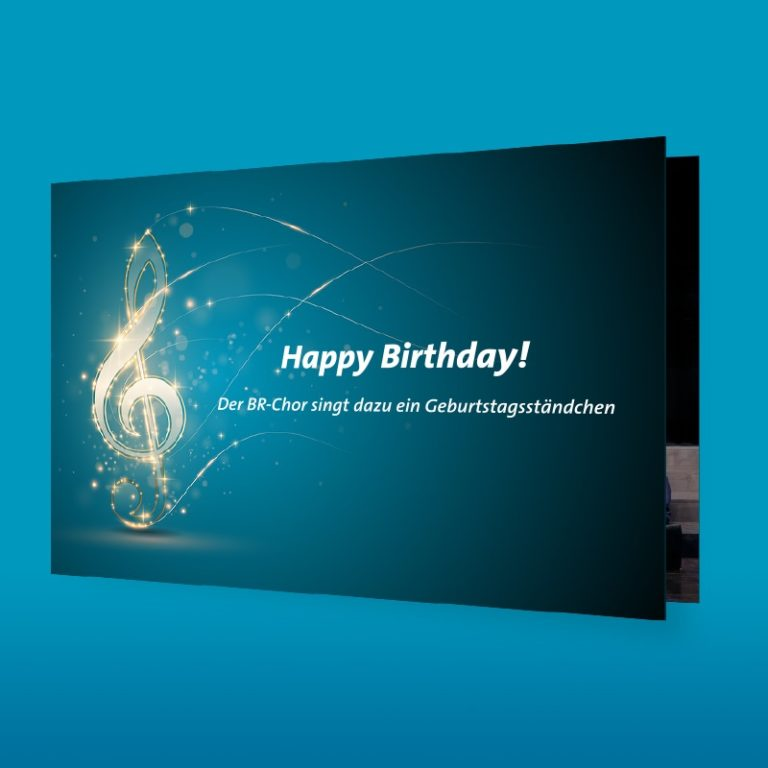 New birthday E-Card