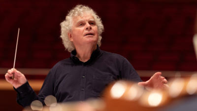 Simon Rattle conducts Purcell und Haas