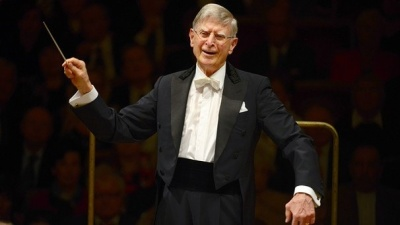 Herbert Blomstedt conducts BR Choir and BRSO